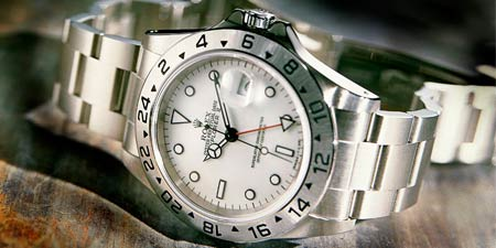 rolex watch photography by bret wills