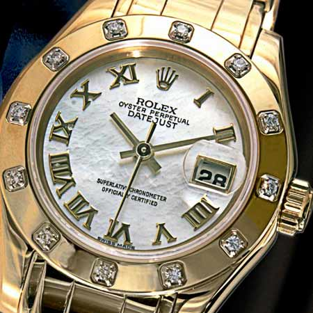 lady rolex phtography by bret wills