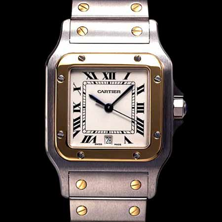 cartier watch photography