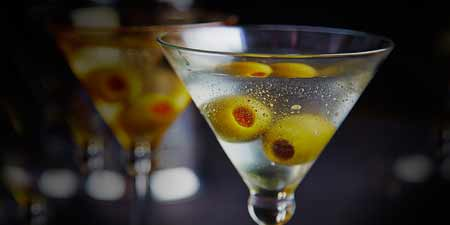 martini beverage photography bret wills